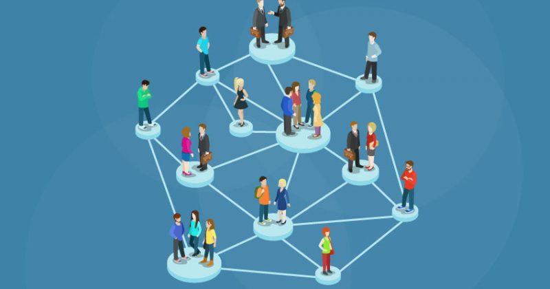 Mạng lưới làm việc chuyên nghiệp