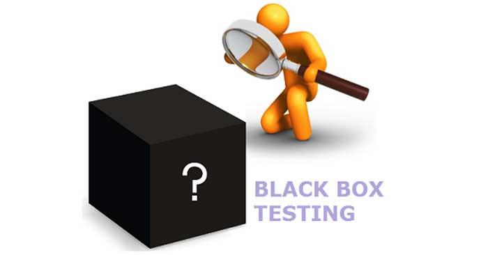 Black box testing kiểm thử hộp đen là gì
